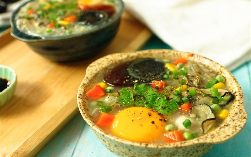 Cách Làm Món Súp Hàu Trứng Bắc Thảo Gây Bao Thương Nhớ