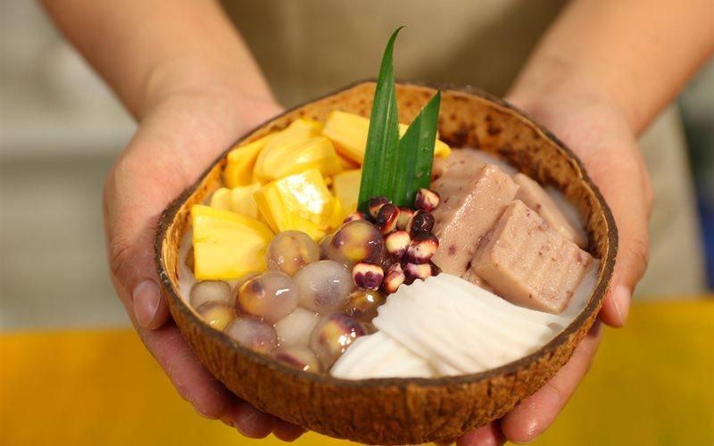 Cách Làm Chè Dừa Dẻo Trân Châu Nữ Hoàng Bắt Mắt Và Cuốn Hút