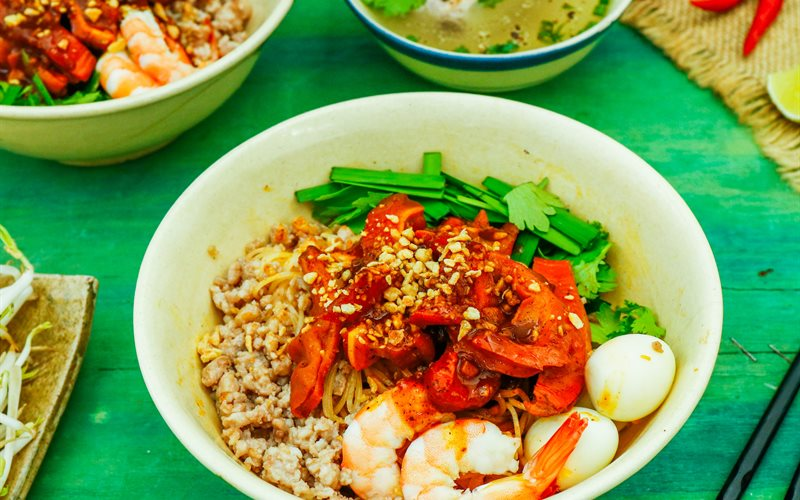 Cách Làm Hủ Tiếu Phá Lấu Khìa Nước Dừa Ngon Đậm Đà