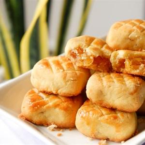Bánh dứa nướng Đài Loan