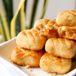 Cách Làm Bánh Dứa Nướng Đài Loan | Đơn Giản, Ngon