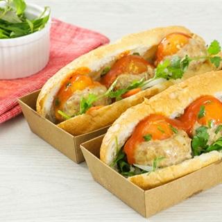 Cách Làm Bánh Mì Xíu Mại Trứng Muối Thơm Ngon Khó Cưỡng
