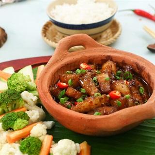 Cách Làm Thịt Kho Mắm Ruốc Mặn Mòi Hao Cơm Cho Bữa Cơm Nhà