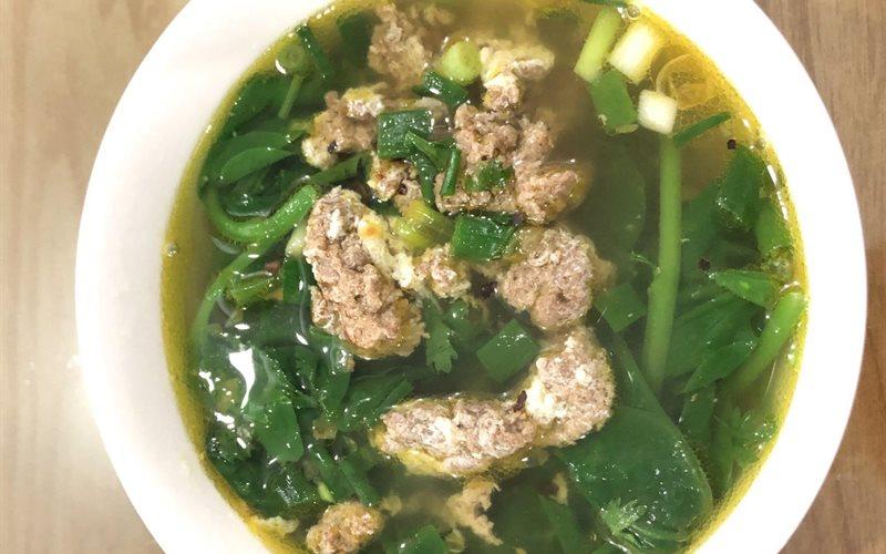 Cách Nấu Canh Cua Đồng Mồng Tơi | Ngon Thanh Mát