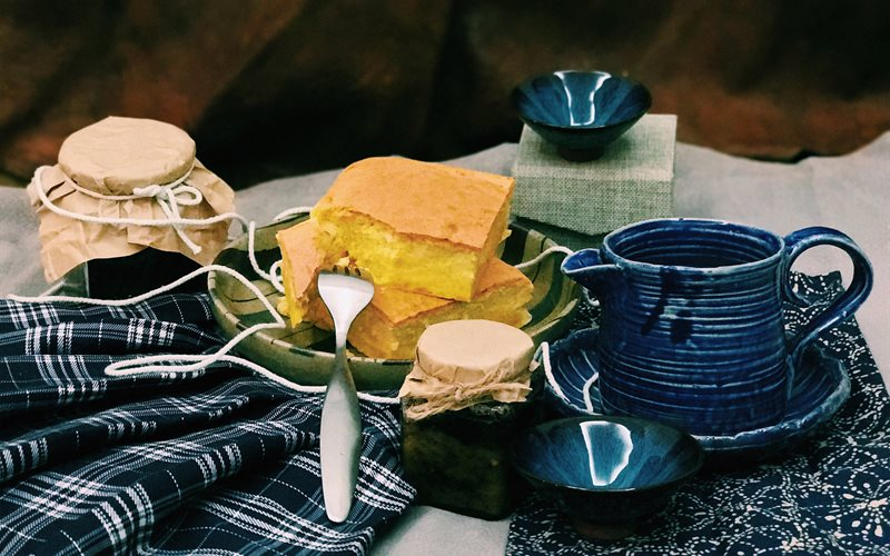 Cách Làm Bánh Bông Lan Đài Loan Bí Đỏ | Mềm Ngon