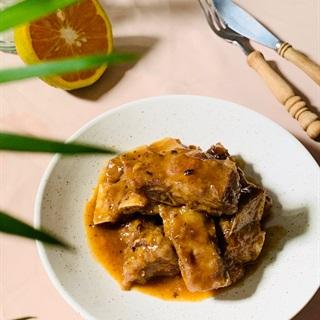 món ăn ngon từ thịt lợn