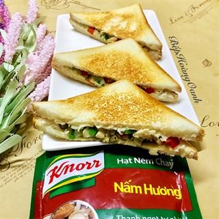 Cách Làm Bánh Mì Lạt Nhân Thập Cẩm | Cho Bữa Sáng
