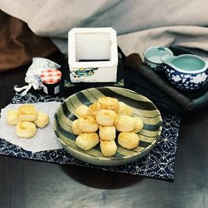 Bánh nướng nhân thơm Đài Loan
