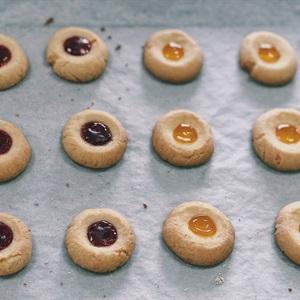Bánh cookies phúc bồn tử