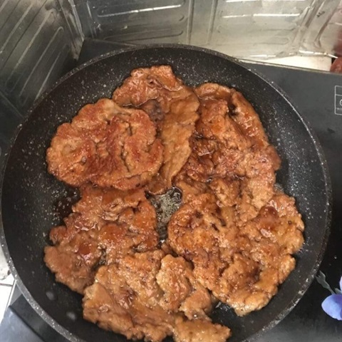 Thịt ram chay