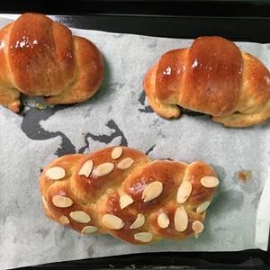 Bánh mì ngọt đơn giản
