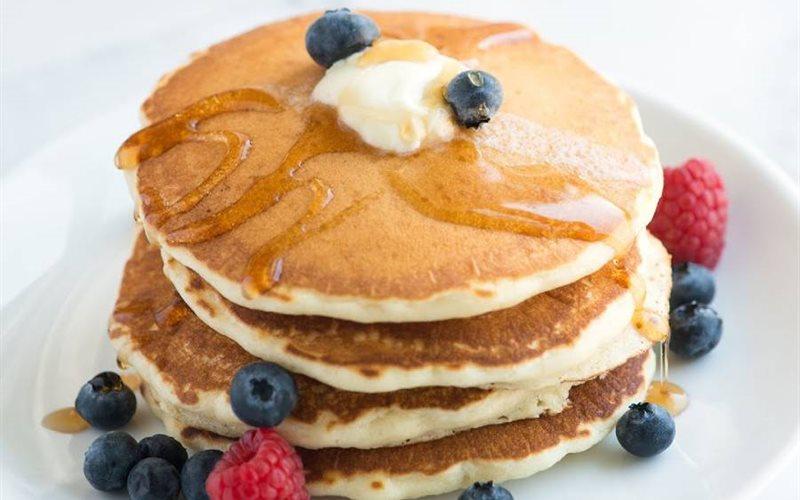 Cách Làm Bánh Pancake Không Cần Bột Nở | Thơm Ngon