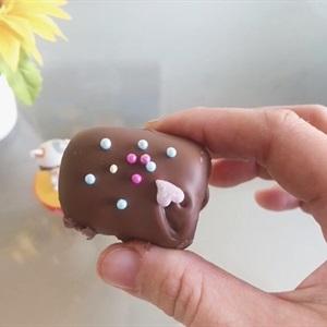 Chocolate chuối đơn giản