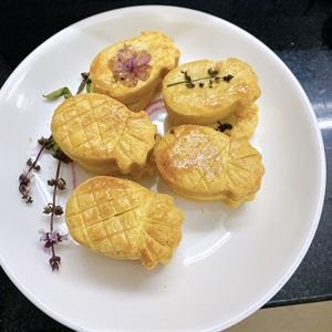 Bánh dứa Đài Loan từ NCKD