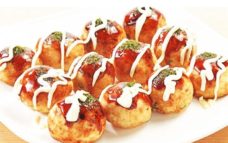 Cách Làm Bánh Takoyaki Nhật Bản | Đơn Giản Và Ngon