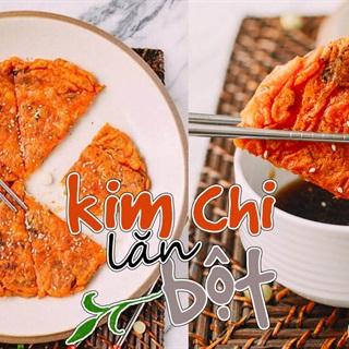 Cách Làm Bánh Kim Chi Lăn Bột | Đơn Giản Và Ngon