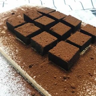 Cách Làm Kẹo Nama Chocolate | Tan Chảy Cực Ngon