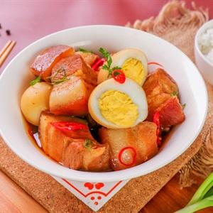 Thịt Kho Trứng