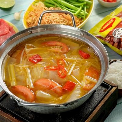 Lẩu Bò Măng Chua