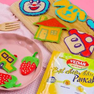 Pancake Tạo Hình