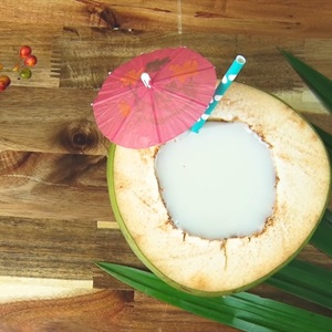 Thạch Trái Dừa