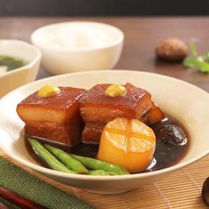 Thịt Kho Nước Tương Kiểu Nhật