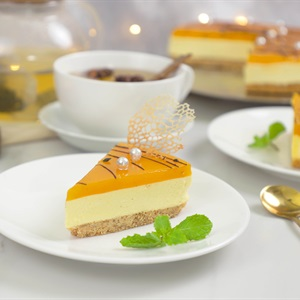 Cheese Cake Chanh Dây