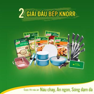 Giải Đầu bếp Knorr