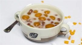 Chè bí đỏ đậu phộng thơm béo cực ngon