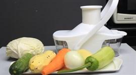Cooky Review: Dụng cụ cắt rau củ