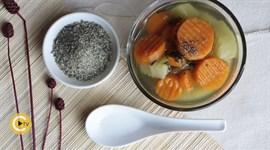 Cách làm bột nêm chay từ rong biển và nấm đông cô