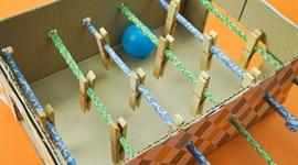 DIY Đồ chơi cho bé - Hộp Bi Lắc