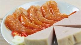 Cách làm tôm ngâm chua ngọt