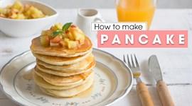 Cách làm pancake