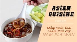 Cách làm Mắm ruốc Thái - Nam pla wan