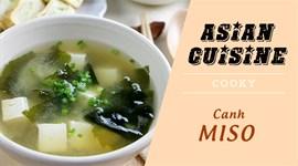 Cách nấu Canh Miso Nhật Bàn