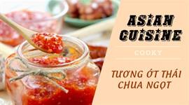 Cách làm Tương ớt Thái chua ngọt