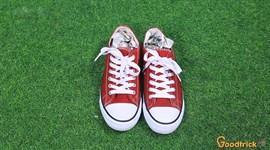 Cách phơi giày cực nhanh khô