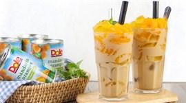 Cách pha Trà sữa thạch cam Mandarin