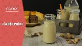 Cách nấu Sữa đậu phộng
