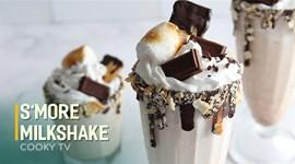 Cách làm S'mores Milkshake