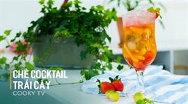 Cách làm Chè cocktail trái cây