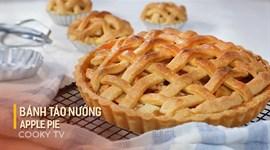 Cách làm Bánh táo nướng - Apple pie