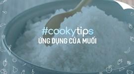 Ứng dụng của muối trong cuộc sống hàng ngày