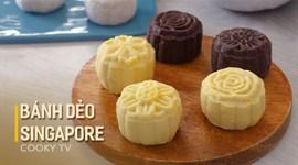 Bánh dẻo lạnh Singapore