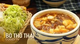Bò thố Thái
