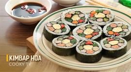Kimbap Hoa