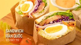 Sandwich Hàn Quốc