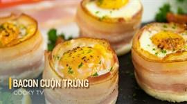 Bacon Cuộn Trứng