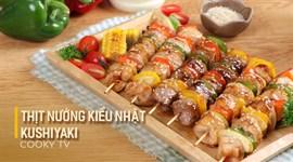 Thịt Nướng Nhật Bản Kushiyaki